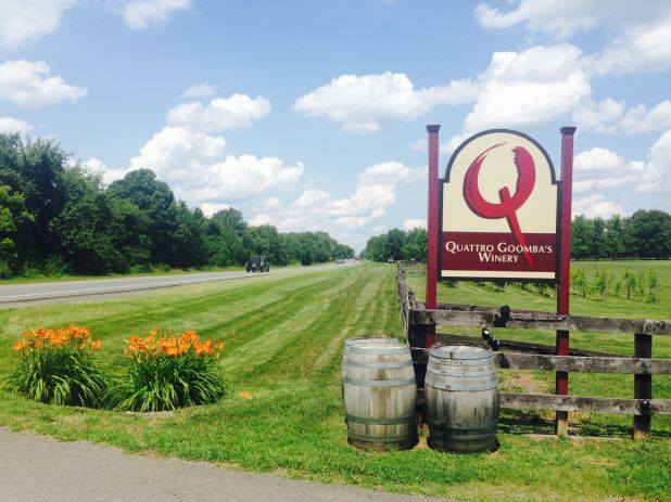 Kinship, Tradition Palpable at Virginia's Quattro Goomba's Winery |