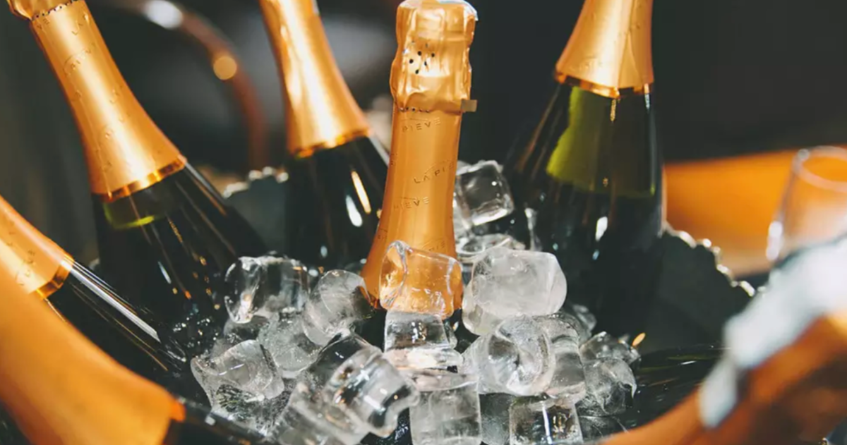 Why Do We Drink Champagne on New Year's Eve? |