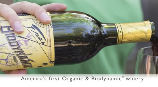 Good for the Soul and the Environment: Frey Vineyards, USA | Just Wine