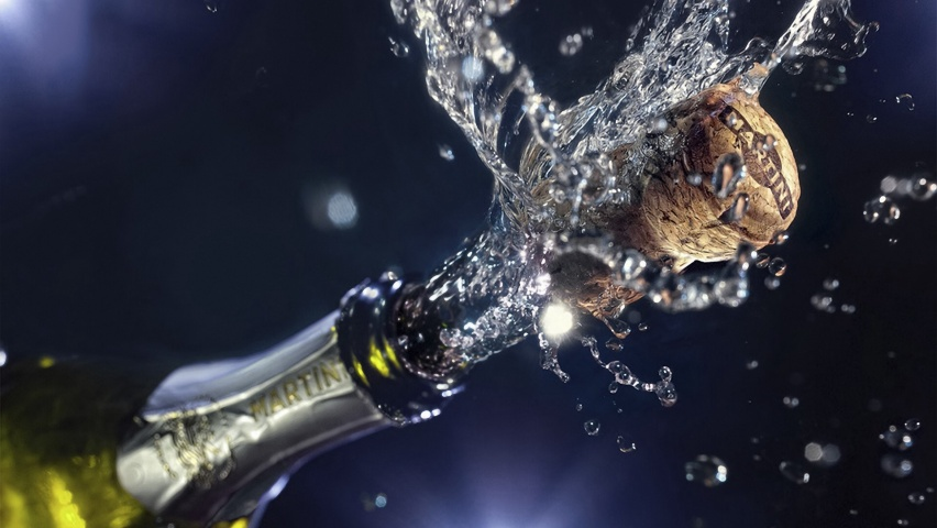 Behind the Bubbles  | Just Wine
