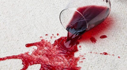 How To Easily Remove Red Wine Stains From Any Surface | Just Wine