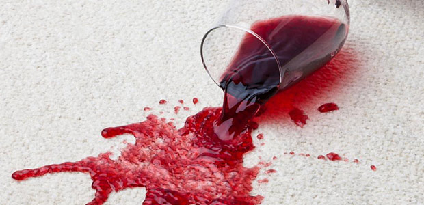 How To Easily Remove Red Wine Stains From Any Surface |