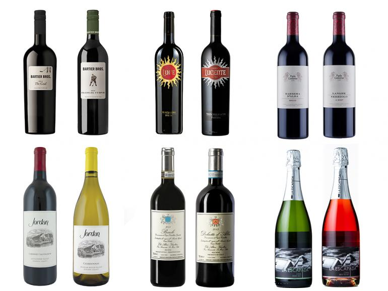 Pairs of Wines from Great Producers. Image Source: culinairemagazine.ca  | Just Wine