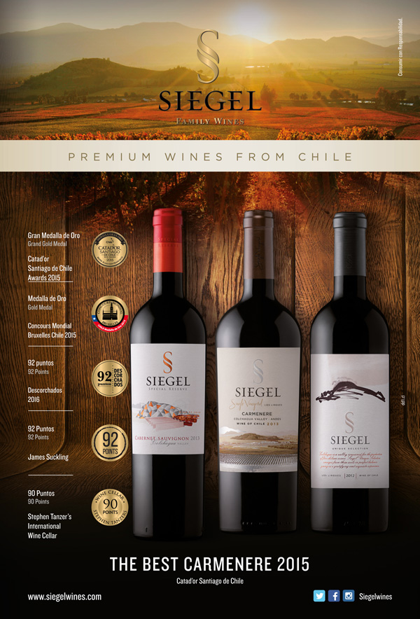 Image by Siegel Family Wines  | Just Wine