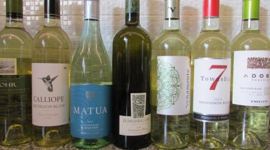 7 Sauvignon Blancs to try this year | Just Wine