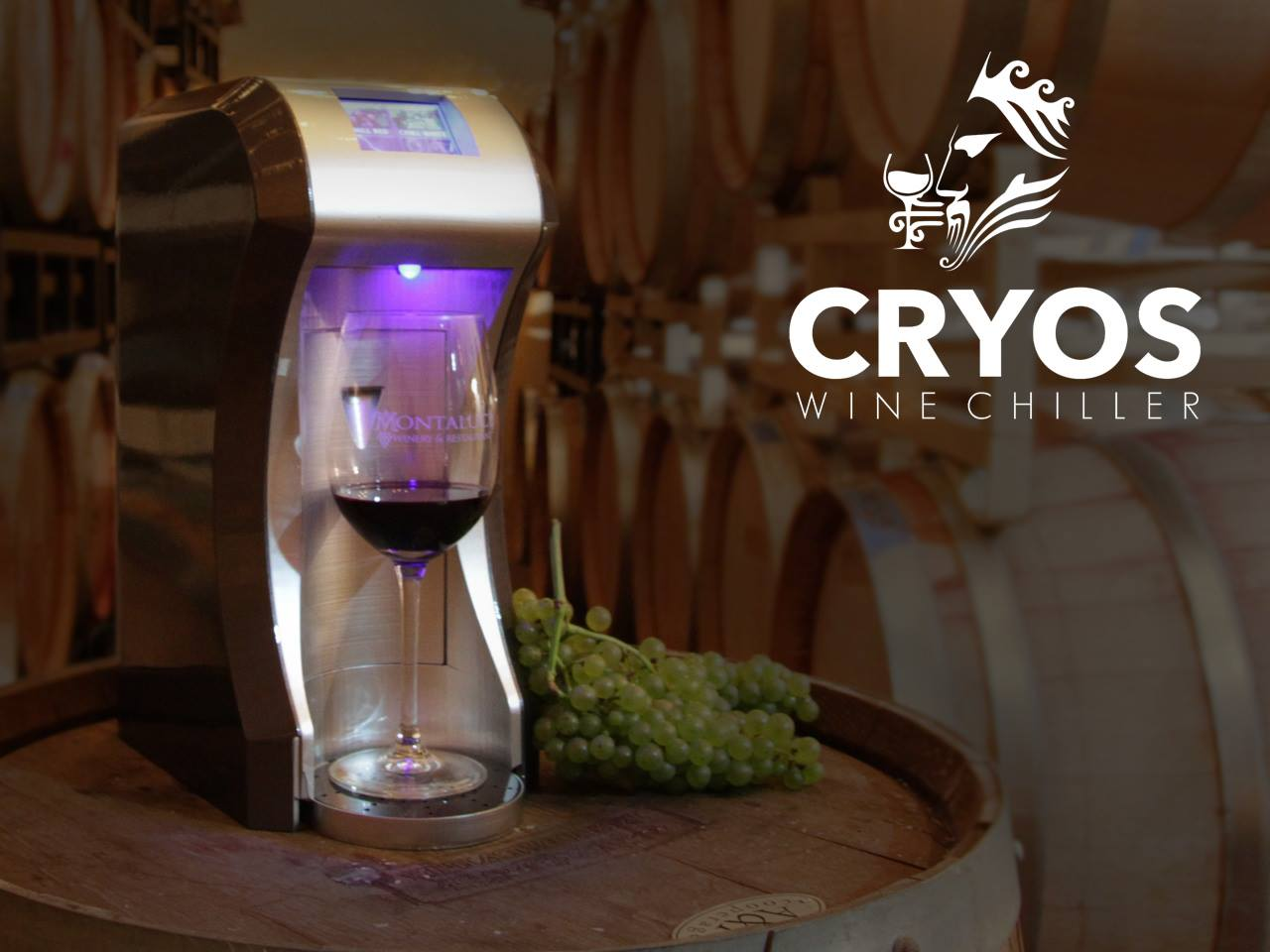 Image by Cryos Wine Chiller  | Just Wine