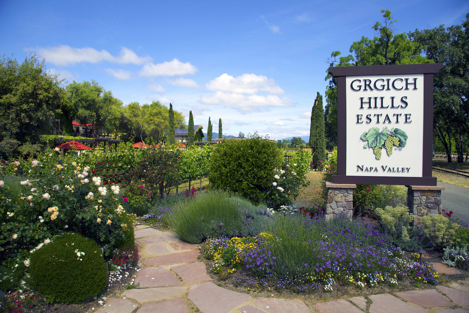 A Napa Valley Icon. Image Source: Grgich Hills Estate  | Just Wine