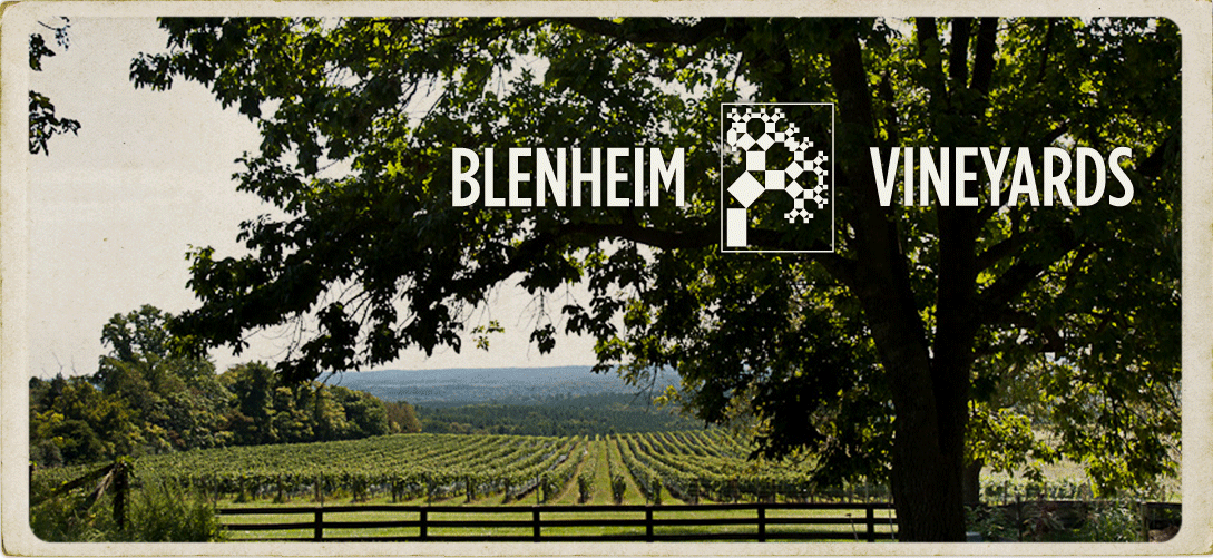 blenheimvineyards in Charlottesville, NC