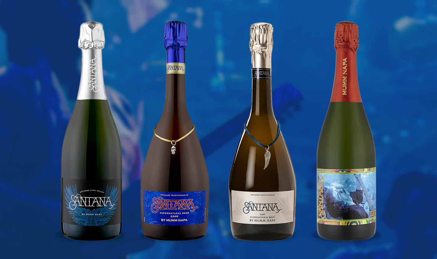 Mumm Napa Santana Collection