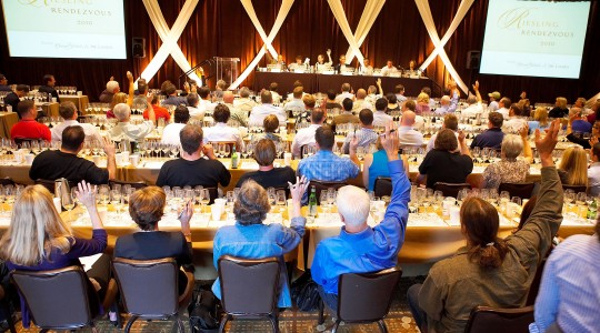 Chateau Ste. Michelle & Dr. Loosen Host 5th Annual Riesling Rendezvous | Just Wine