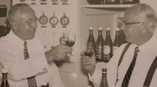 Julio Gallo's Birthday and the USA Census Bureau Feature on American Wines | Just Wine
