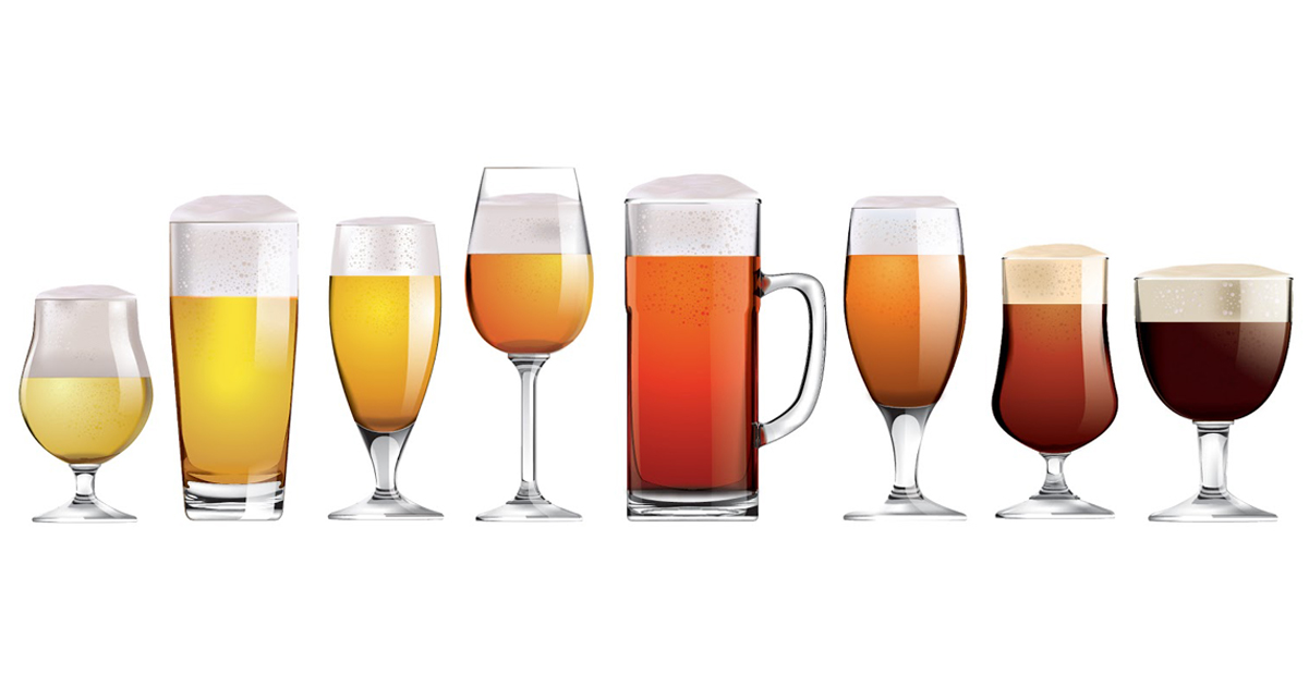 VIDEO: Does The Shape Of Your Beer Glass Really Matter? – Pacific Beer Chat Podcast