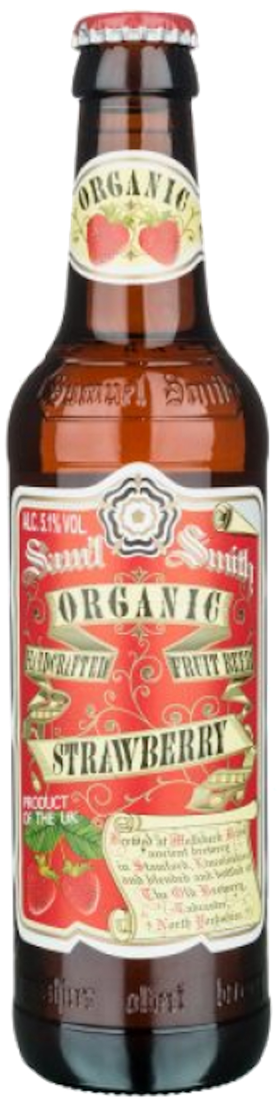 samuel-smiths-brewery-organic-strawberry-fruit-ale-beer