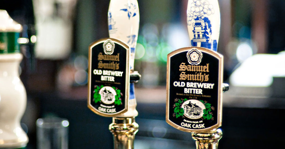 Yorkshire, England's Samuel Smith's Brewery Beer Reviews
