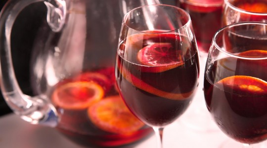 The Basic Sangria Recipe | Just Wine