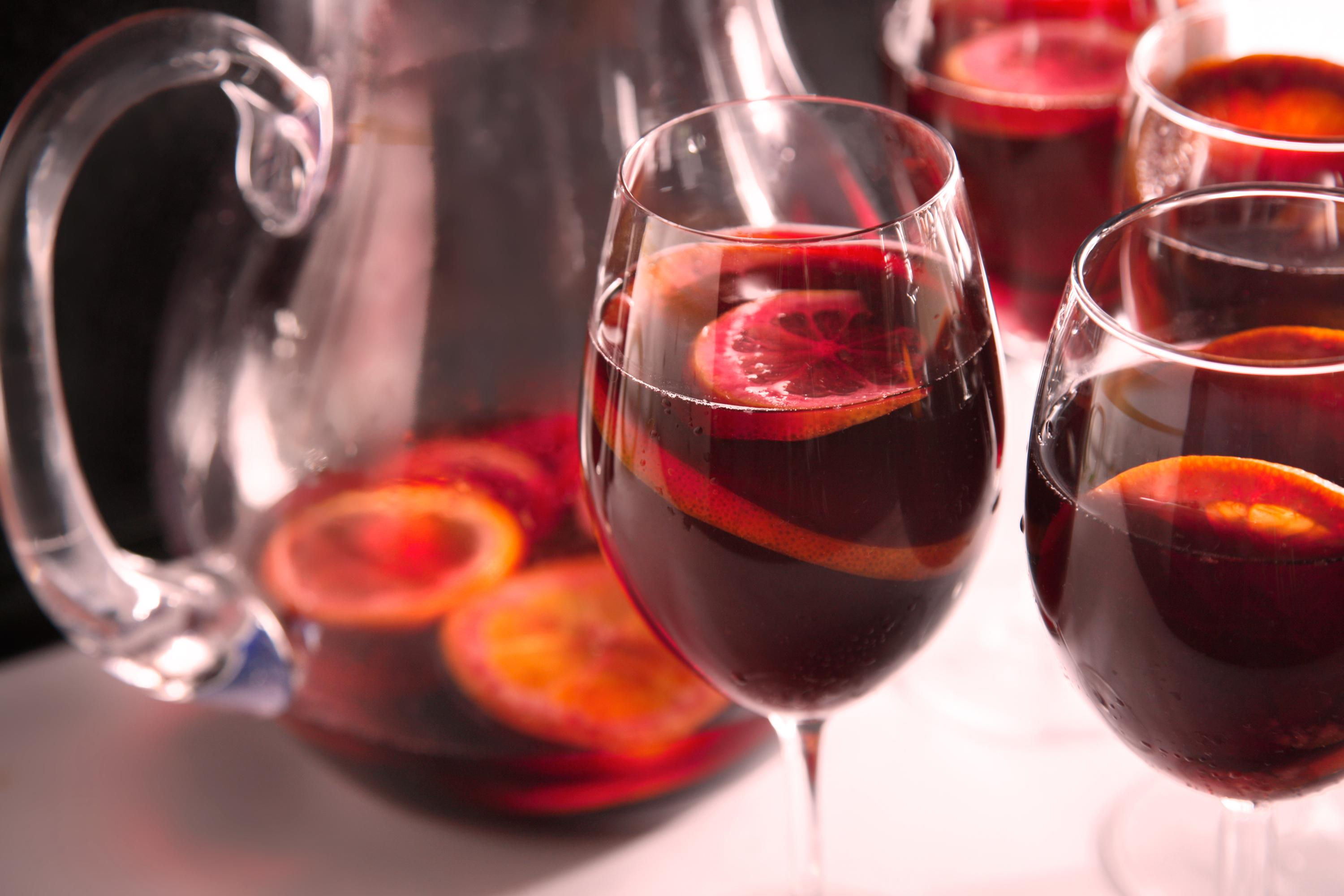 The Basic Sangria Recipe |