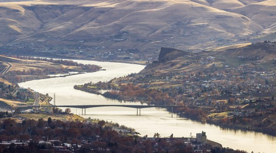 Lewis-Clark Valley Named Newest American Viticultural Area | Just Wine
