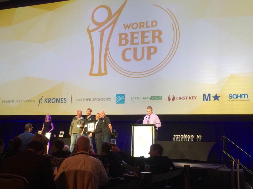 Troubled Monk's Open Road Wins 2nd Place at World Beer Cup
