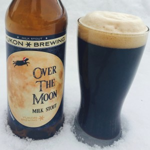 Over The Moon Milk Stout