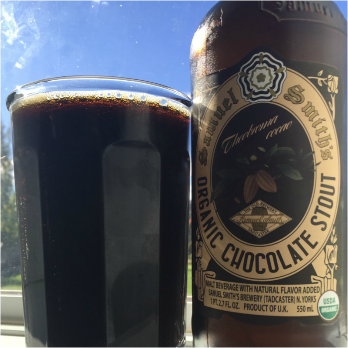 Smith's Organic Chocolate Stout