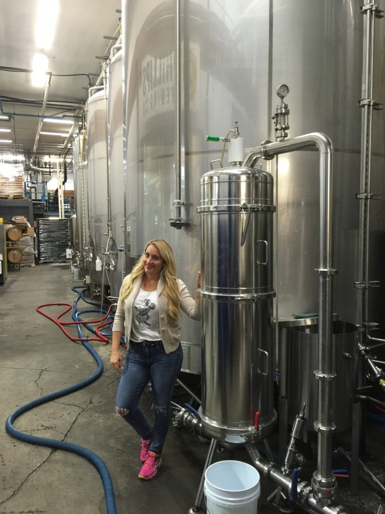 The Beer Maven @ Philips Brewery