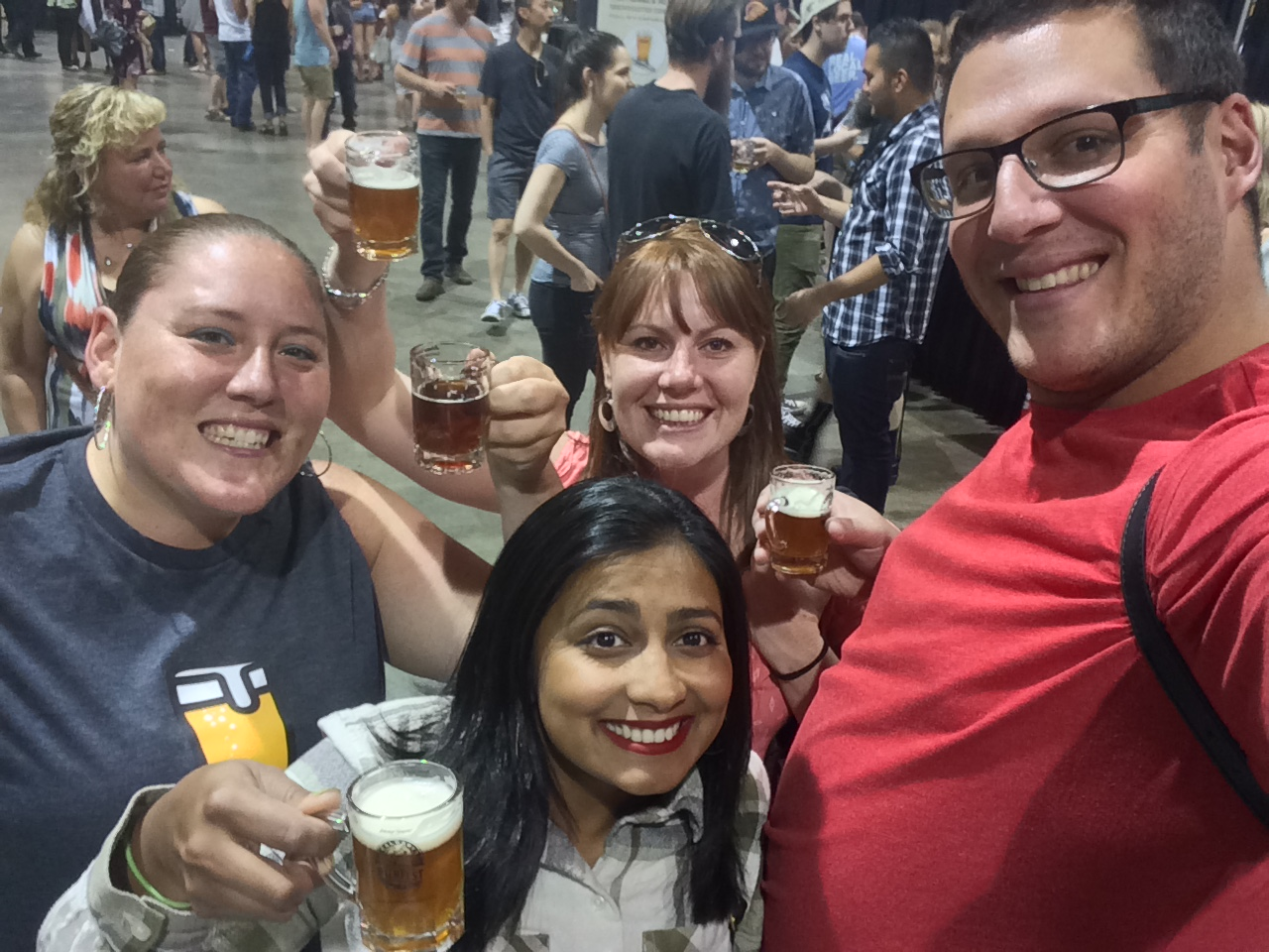 My Beer Quest Through Calgary BeerFest