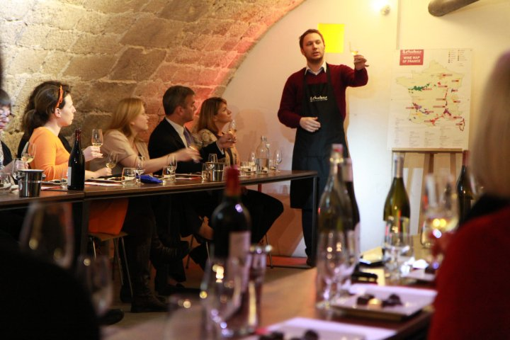 Wines of the World Course