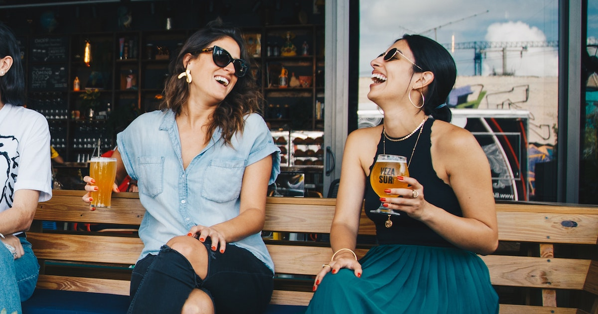 The Beer Maven's Top 4 Crushable Beers To Drink On A Patio
