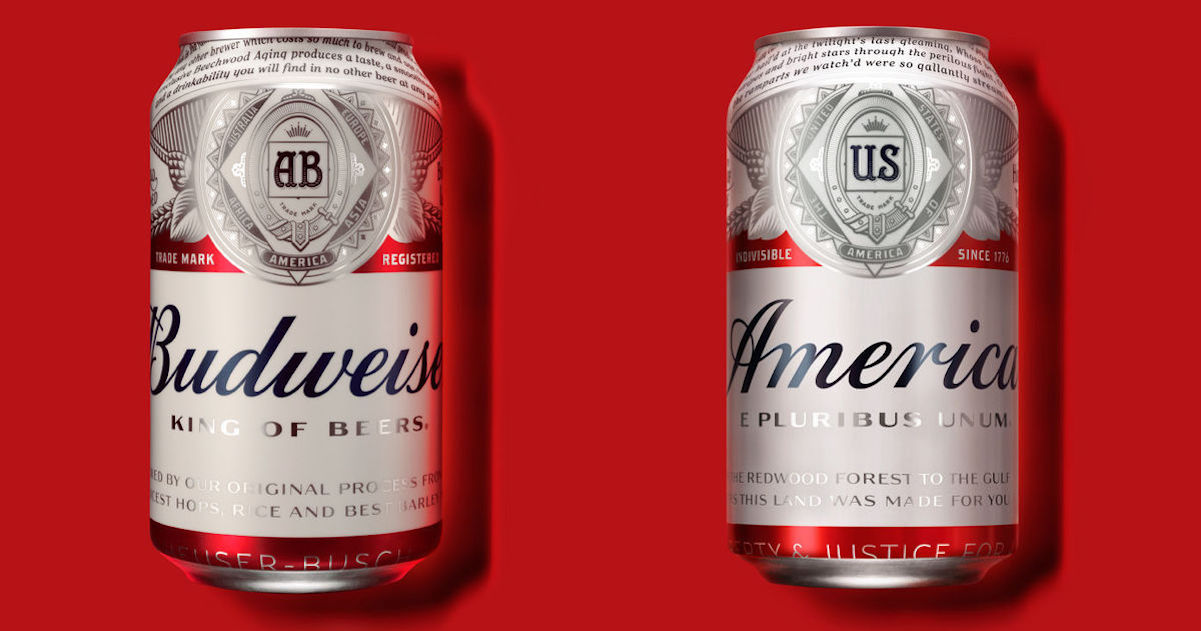 Budweiser is Planning to Change Their Labels in the Summer of 2016