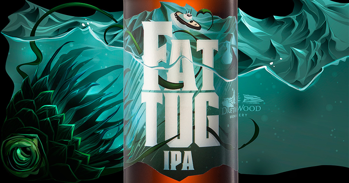 REVIEW: Fat Tug IPA by Driftwood Brewery – Victoria, BC