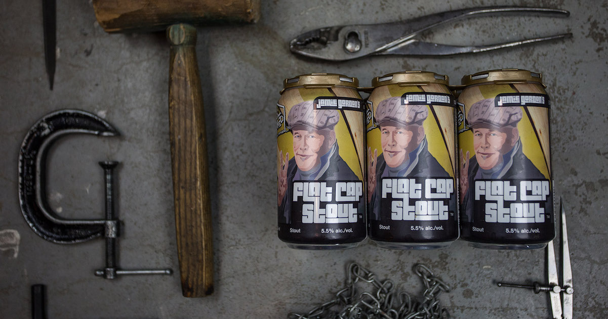 An Albertan Beer Legacy – A Tribute to Jamie Gordon: Flat Cap Stout by Tool Shed Brewing