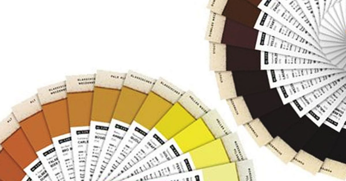 Beer Colours The Srm Color Guide For Beer Styles
