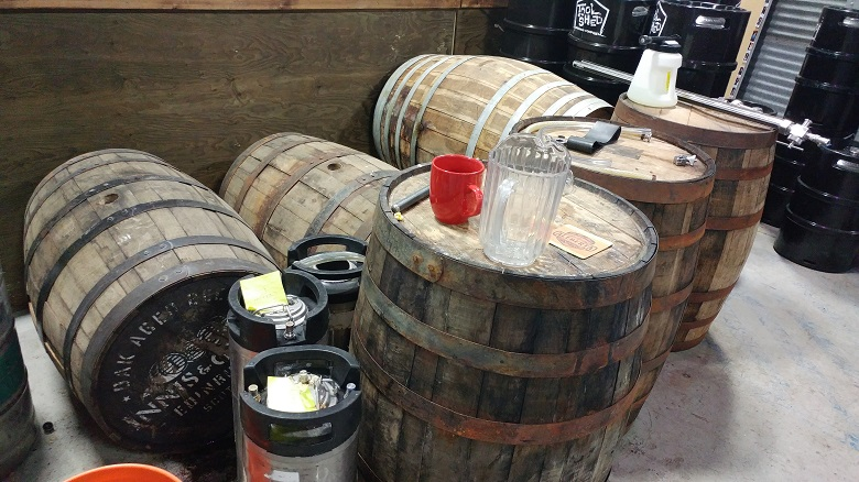 Barrels for Aging Beer