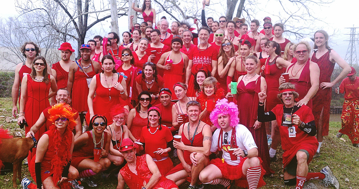 Hash House Harriers: An International Group of Non-Competitive Running Social Club