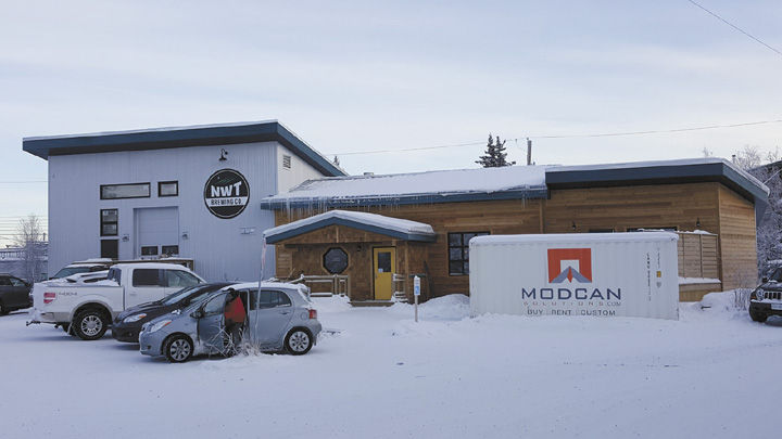 NWT Brewing Co and The Woodyard Brewhouse