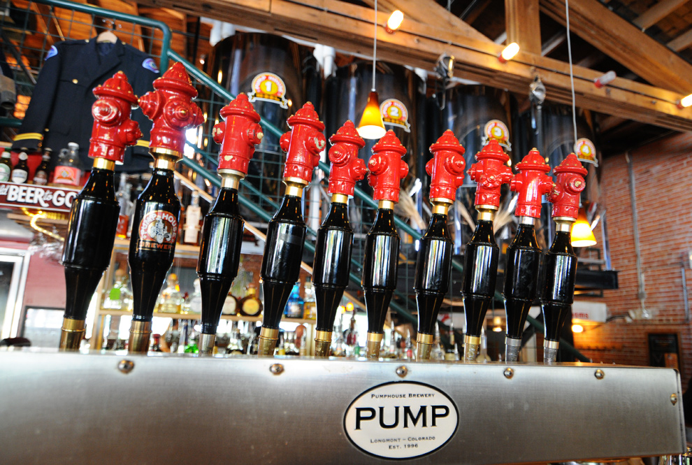 Pump House Brewery on Tap