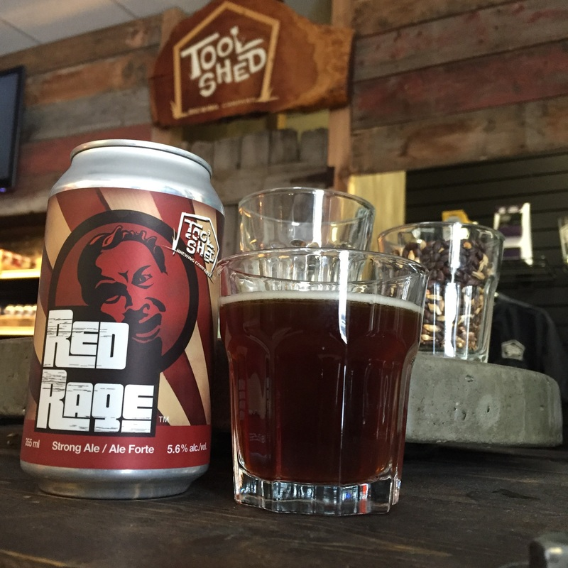 VIDEO: Tool Shed's Red Rage