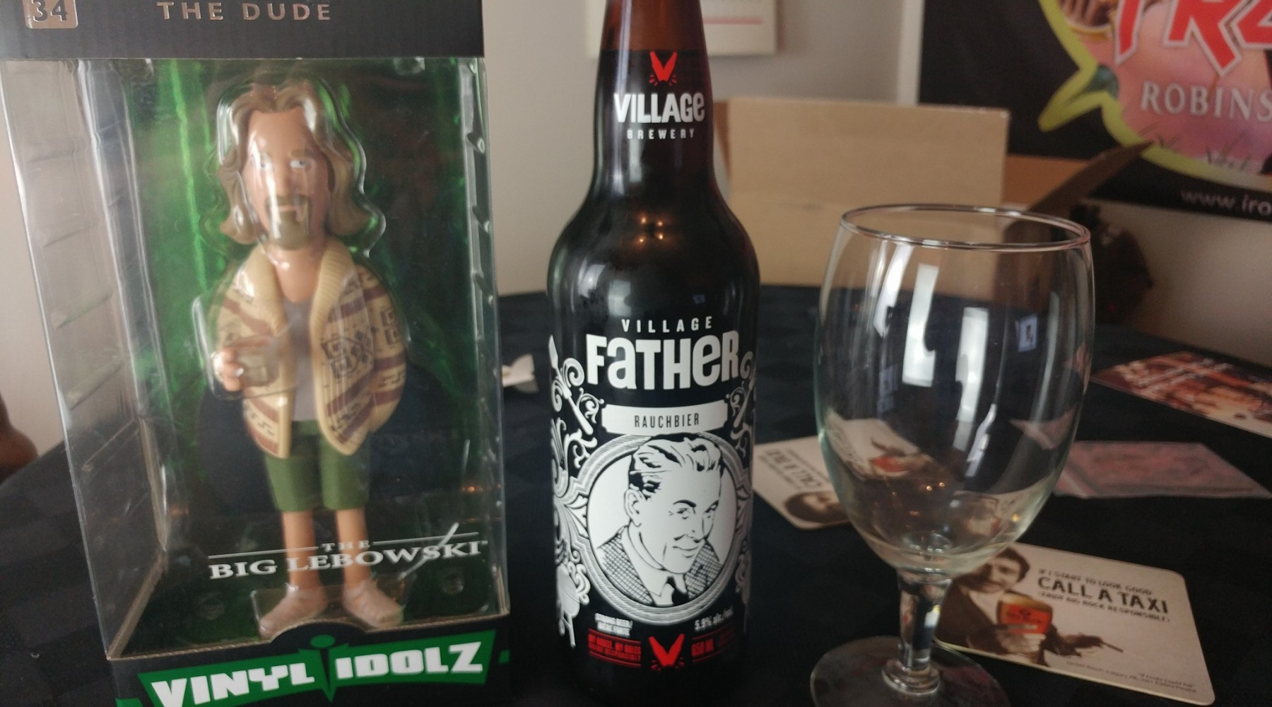 VIDEO: Father Rauchbier by Village Brewery Beer Review – Calgary, AB
