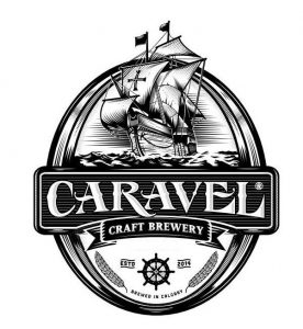 Caravel Craft Brewery Logo