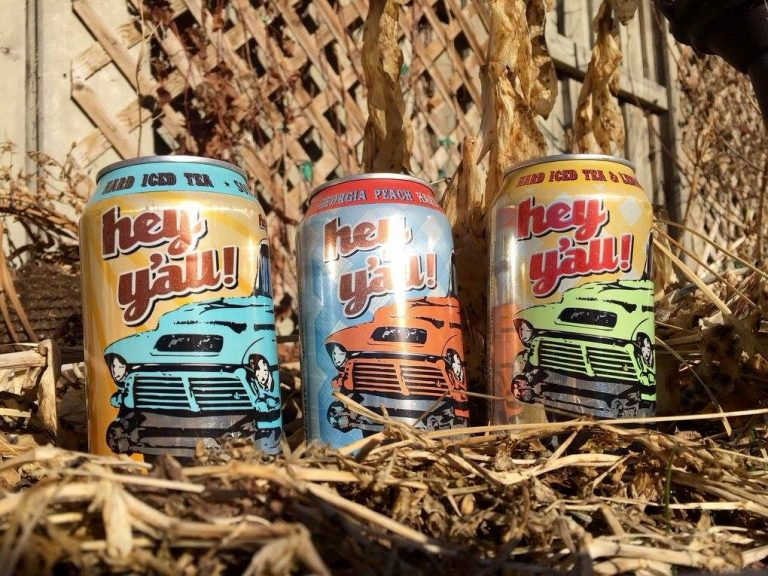 REVIEW: Hey Y'All Hard Ice Tea
