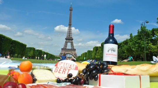 Wine Doesn't Belong Under The Bus: My Travels Through Europe at 19 Years Old | Just Wine
