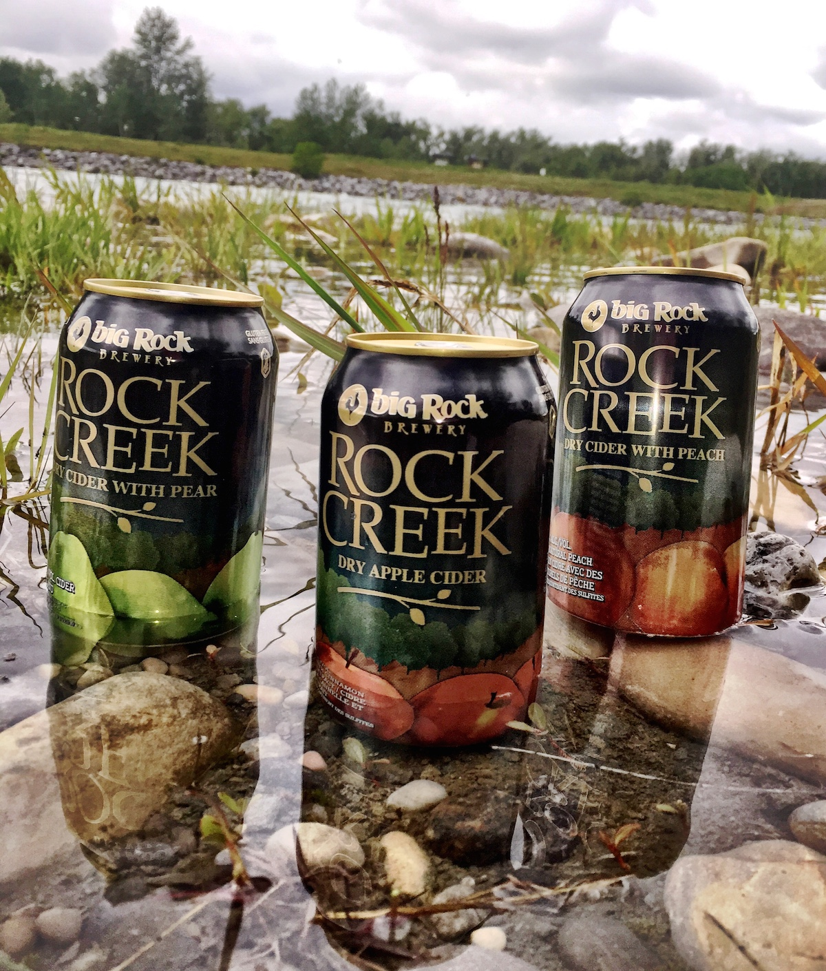 Rock Creek Ciders By Big Rock