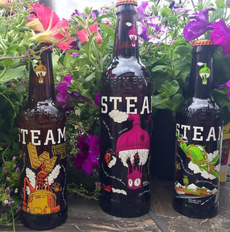 REVIEW: Steamworks Brewing Co.