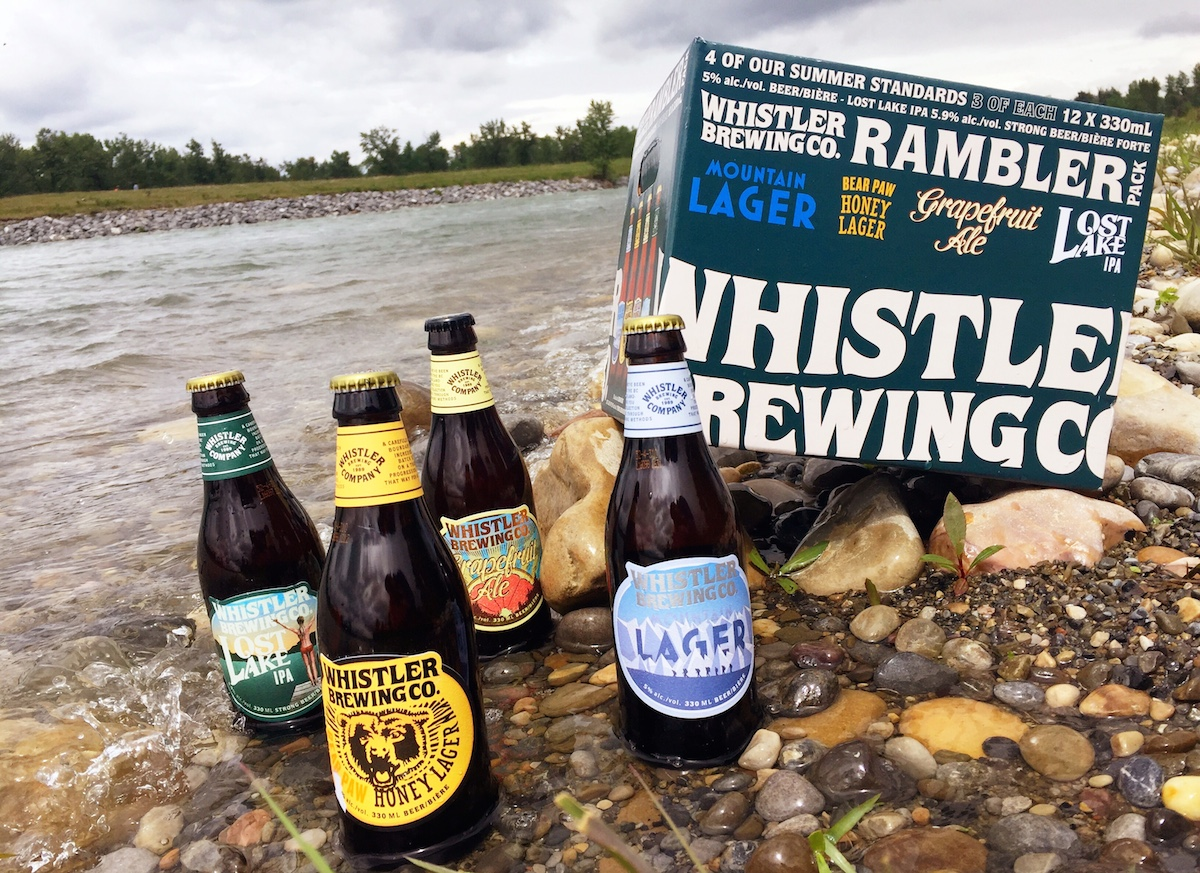 REVIEW: Whistler Brewing Company's Rambler Pack – Whistler, British Columbia