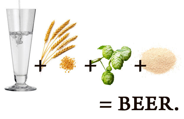 Basic Beer Ingredients