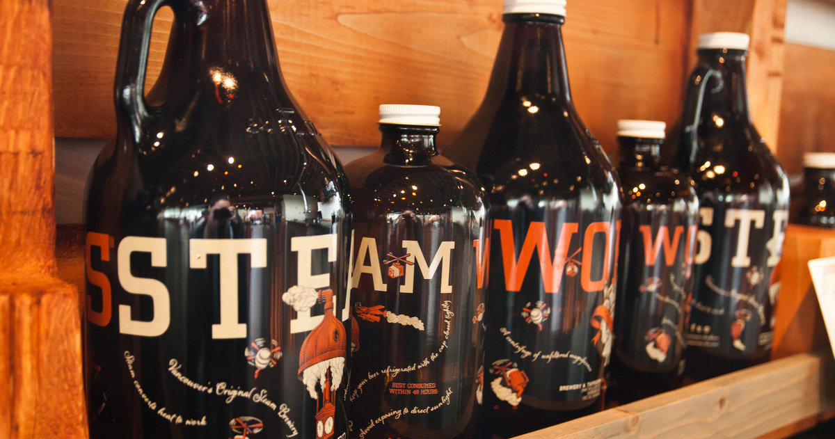 REVIEW: Steamworks Brewing Company Beer – Burnaby, British Columbia