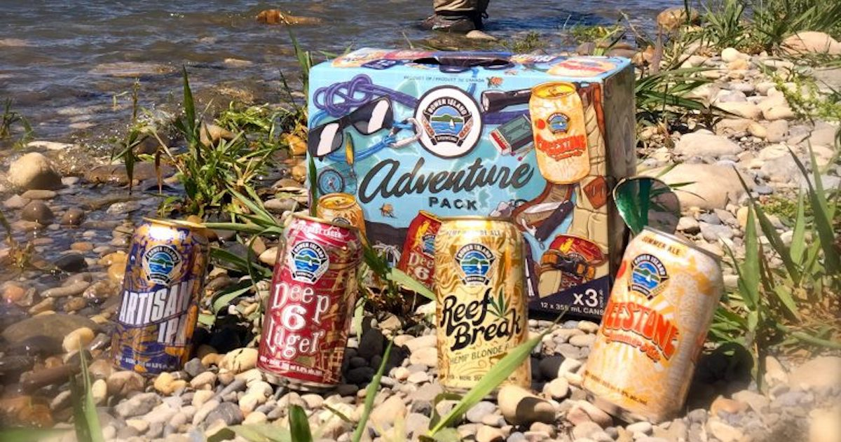 REVIEW: Bowen Island Brewing's Adventure Pack – Bowen Island, British Columbia