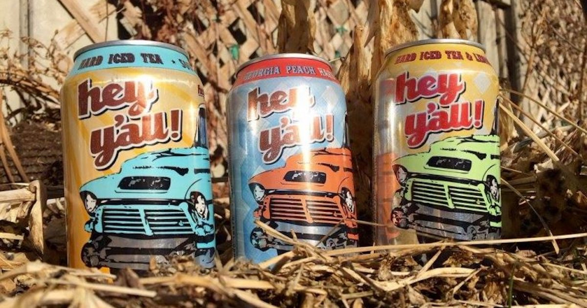 REVIEW: Hey Y'All Southern Style Hard Iced Tea – Vancouver, British Columbia
