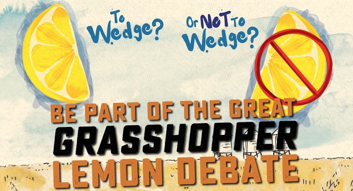 Win Big Rock Grasshopper Beer for a Year!!!