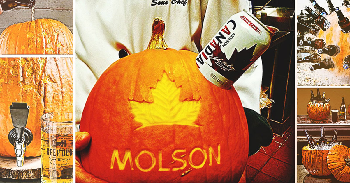 6 Halloween Pumpkin Carving Inspirations for Beer Geeks